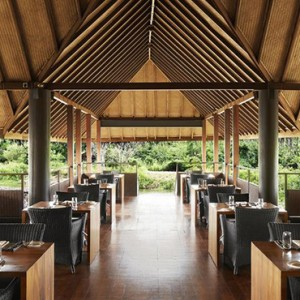 Jetwing Vil Uyana - Luxury Sri Lanka Honeymoon Packages - Apsara Restaurant