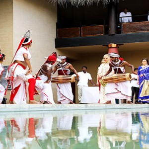 Jetwing Vil Uyana - Luxury Sri Lanka Honeymoon Packages - Ceremony