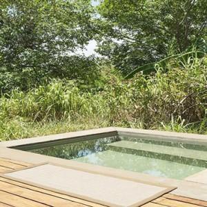 Jetwing Vil Uyana - Luxury Sri Lanka Honeymoon Packages - Marsh Dwelling with pool pool