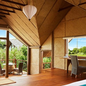 Jetwing Vil Uyana - Luxury Sri Lanka Honeymoon Packages - Paddy Dwelling Interior