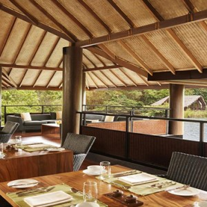 Jetwing Vil Uyana - Luxury Sri Lanka Honeymoon Packages - Restaurant