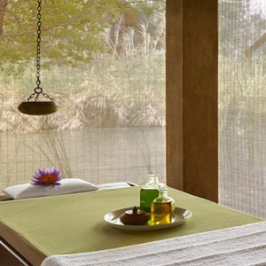 Jetwing Vil Uyana - Luxury Sri Lanka Honeymoon Packages - Spa treatment