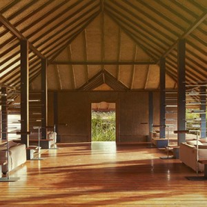 Jetwing Vil Uyana - Luxury Sri Lanka Honeymoon Packages - lobby