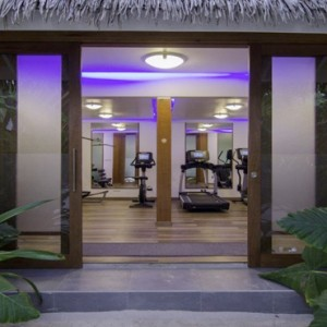 Kandolhu Maldives - Luxury Maldives Honeymoon Packages - Gym