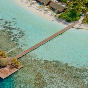 Kandolhu Maldives - Luxury Maldives Honeymoon Packages - Jetty