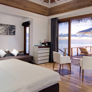 Kandolhu Maldives - Luxury Maldives Honeymoon Packages - Ocean Villa