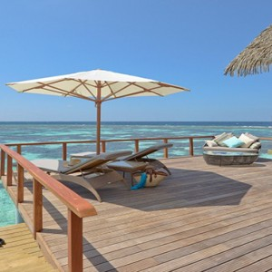 Kandolhu Maldives - Luxury Maldives Honeymoon Packages - Ocean Villa exterior