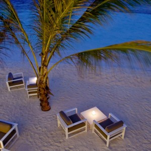 Kandolhu Maldives - Luxury Maldives Honeymoon Packages - Vilu bar aerial view