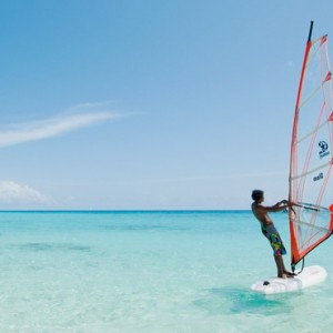 Kandolhu Maldives - Luxury Maldives Honeymoon Packages - watersport activities