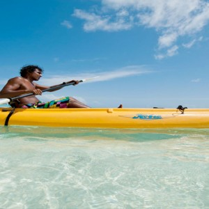 Kuramathi Maldives - Luxury Maldives Honeymoon Packages - Kayaking
