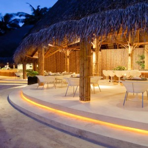 Kuramathi Maldives - Luxury Maldives Honeymoon Packages - Palm