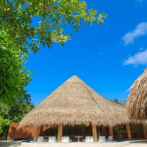 Kuramathi Maldives - Luxury Maldives Honeymoon Packages - Palm exterior1