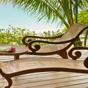 Kuramathi Maldives - Luxury Maldives Honeymoon Packages - Spa relax