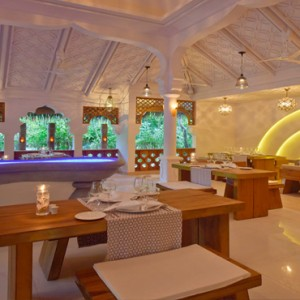 Kuramathi Maldives - Luxury Maldives Honeymoon Packages - Tandoor Mahal