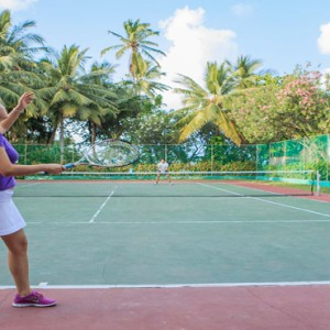 Kuramathi Maldives - Luxury Maldives Honeymoon Packages - Tennis