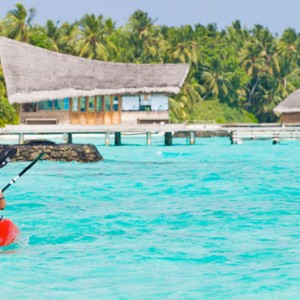 Kuramathi Maldives - Luxury Maldives Honeymoon Packages - Watersport activities2