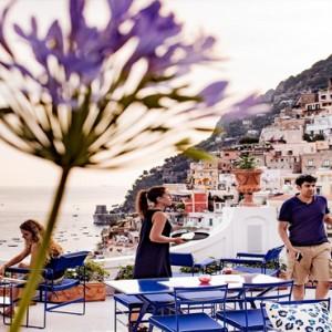 Le Sirenuse - Luxury Italy Honeymoon Packages - Franco's bar