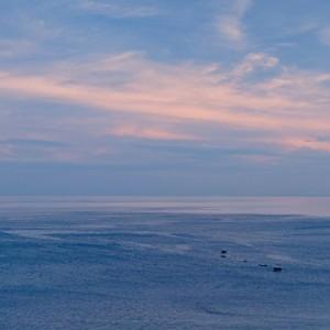 Le Sirenuse - Luxury Italy Honeymoon Packages - Sunset