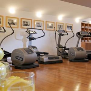 Le Sirenuse - Luxury Italy Honeymoon Packages - fitness