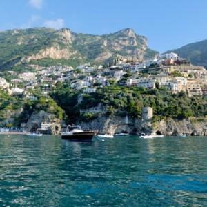 Le Sirenuse - Luxury Italy Honeymoon Packages - location