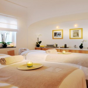 Le Sirenuse - Luxury Italy Honeymoon Packages - spa