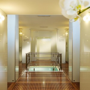 Le Sirenuse - Luxury Italy Honeymoon Packages - spa entrance