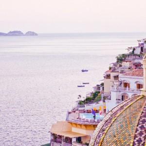 Le Sirenuse - Luxury Italy Honeymoon Packages - view