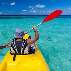 Lily Beach Resort and Spa at Huvahendhoo - Luxury Maldives Honeymoon Packages - Kayak