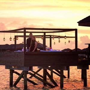 Lily Beach Resort and Spa at Huvahendhoo - Luxury Maldives Honeymoon Packages - Tamarind