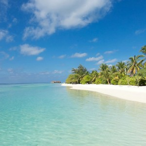 Lux South Ari Atoll - Luxury Maldives Honeymoon Packages - Beach1