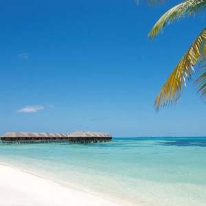 Lux South Ari Atoll - Luxury Maldives Honeymoon Packages - Beach2