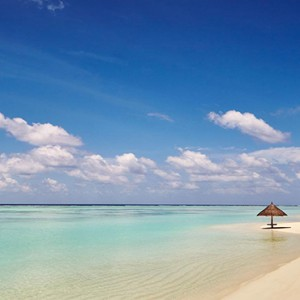 Lux South Ari Atoll - Luxury Maldives Honeymoon Packages - Beach3