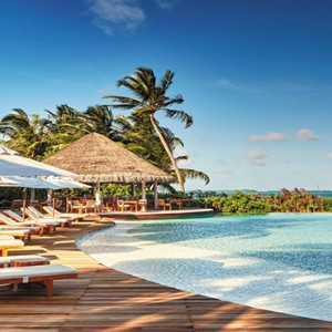 Lux South Ari Atoll - Luxury Maldives Honeymoon Packages - Main pool