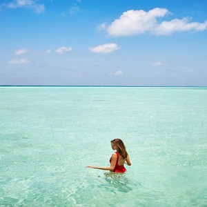 Lux South Ari Atoll - Luxury Maldives Honeymoon Packages - Ocean View