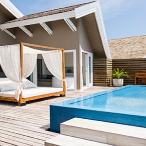 Lux South Ari Atoll - Luxury Maldives Honeymoon Packages - island built for two1