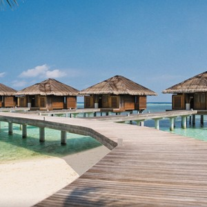 Lux South Ari Atoll - Luxury Maldives Honeymoon Packages - overwater spas