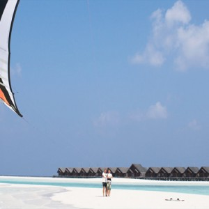 Lux South Ari Atoll - Luxury Maldives Honeymoon Packages - watersport activities