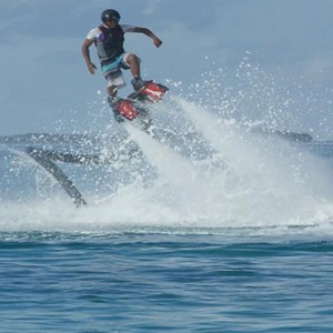 Lux South Ari Atoll - Luxury Maldives Honeymoon Packages - watersport activities2