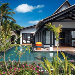 Luxury Maldives Holiday Packages Ozen By Atmosphere At Madhoo Earth Family Pool Suites 2