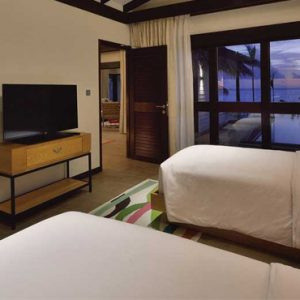 Luxury Maldives Holiday Packages Ozen By Atmosphere At Madhoo Earth Family Pool Suites 5