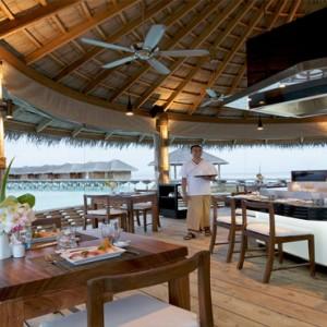Maafushivaru - Luxury Maldives Honeymoon Packages - 135° EAST Japanese Restaurant