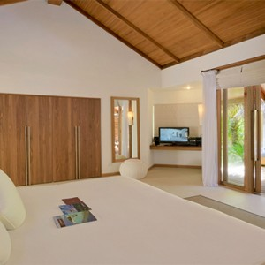 Maafushivaru - Luxury Maldives Honeymoon Packages - Beach villas1