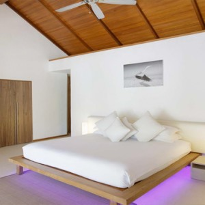 Maafushivaru - Luxury Maldives Honeymoon Packages - Beach villas2