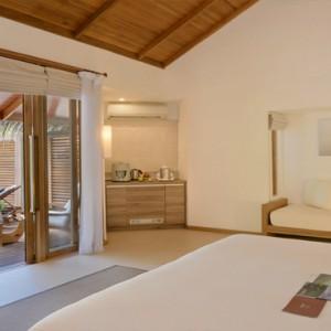 Maafushivaru - Luxury Maldives Honeymoon Packages - Beach villas3