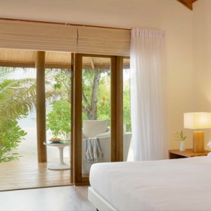 Maafushivaru - Luxury Maldives Honeymoon Packages - Lonubo Maldives (Private Island) jacuzzi beach villa