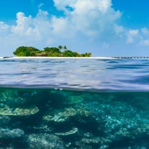 Maafushivaru - Luxury Maldives Honeymoon Packages - Lonubo Maldives (Private Island) sea view