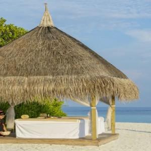 Maafushivaru - Luxury Maldives Honeymoon Packages - Lonubo Maldives (Private Island) spa