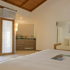 Maafushivaru - Luxury Maldives Honeymoon Packages - Pool villas1