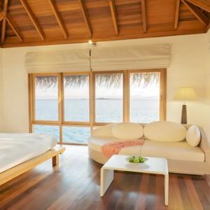 Maafushivaru - Luxury Maldives Honeymoon Packages - Water Villas