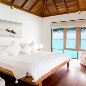 Maafushivaru - Luxury Maldives Honeymoon Packages - Water Villas1